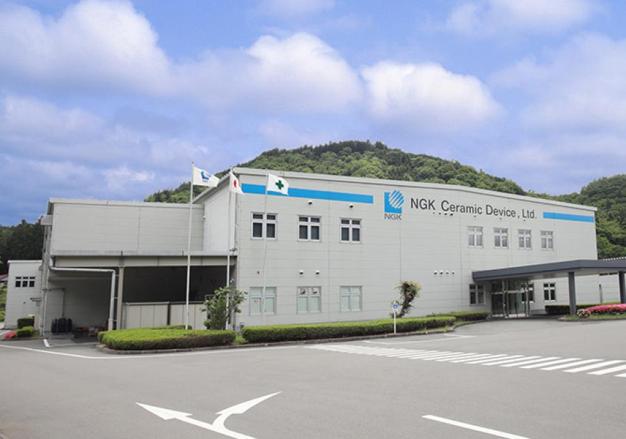 NGKセラミックデバイス(株)山梨工場