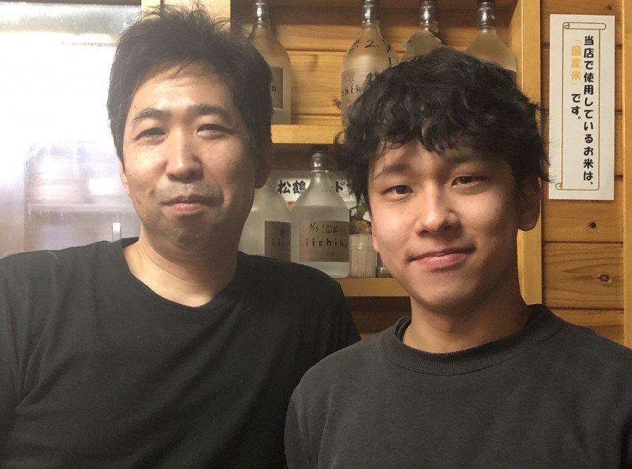 松鶴 アルバイトスタッフ募集!