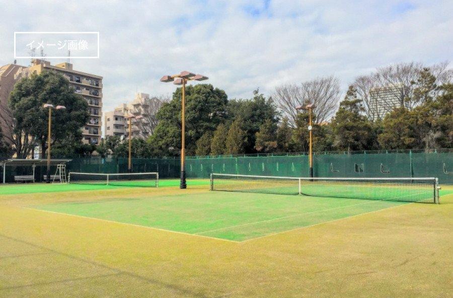 硬式テニス教室(小学生以上)